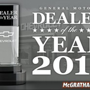 Pat McGrath Chevyland Receives Dealer of the Year Honors