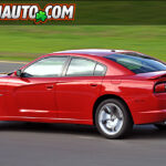 2011 Dodge Charger Profile