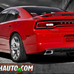 2011 Dodge Charger Rear
