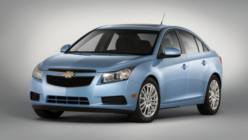 Chevy Cruz Eco Drive
