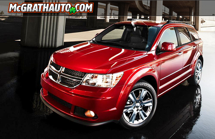 Dodge Journey in Cedar Rapids