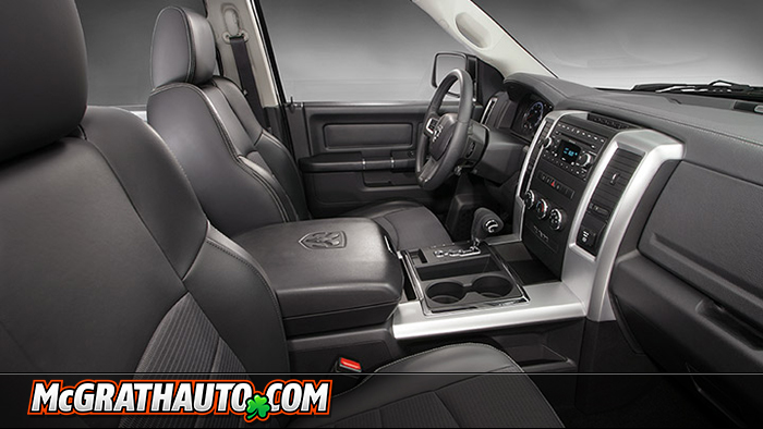 the controls in the ram 1500 were convenient and sensible the 2011 dodge ram 1500 in cedar rapids