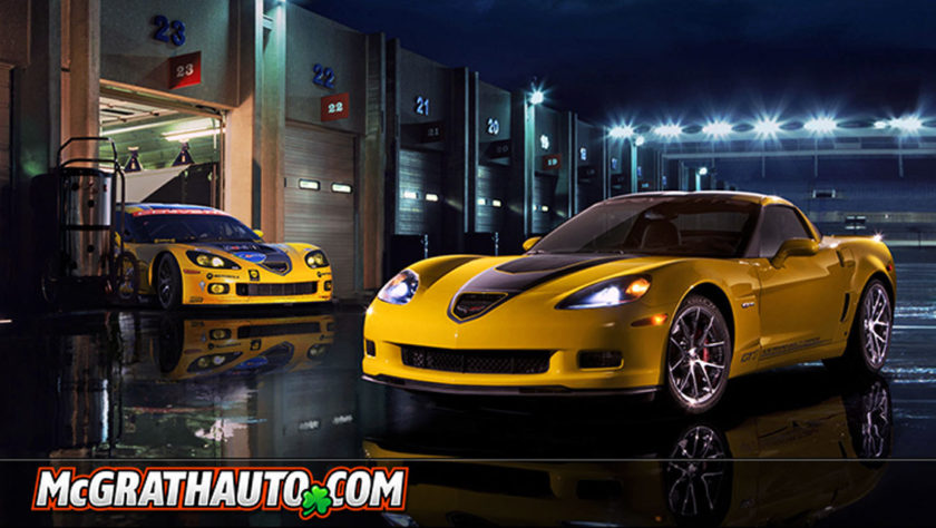 Enjoy the Iowa Summer in Style in a 2011 Chevy Corvette