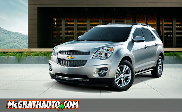 Chevy Equinox Deals in Iowa