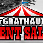 Westdale Mall Tent Sale