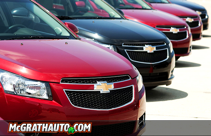 Chevrolet Cruze in Cedar Rapids Photo