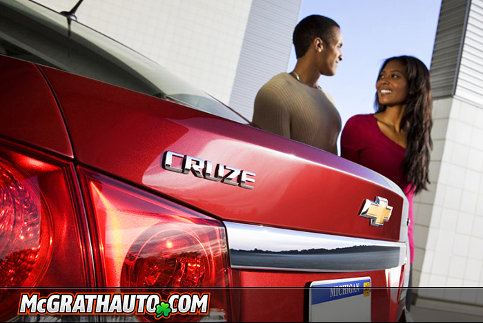 Chevy Cruze Dealer in Cedar Rapids
