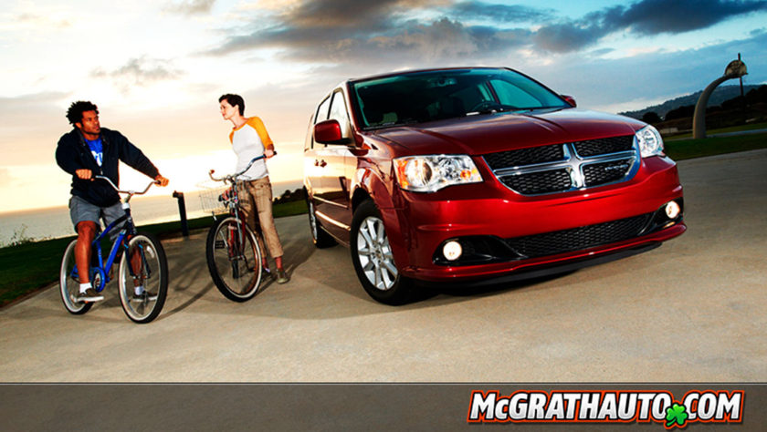 2012 Dodge Grand Caravan Vehicle Profile