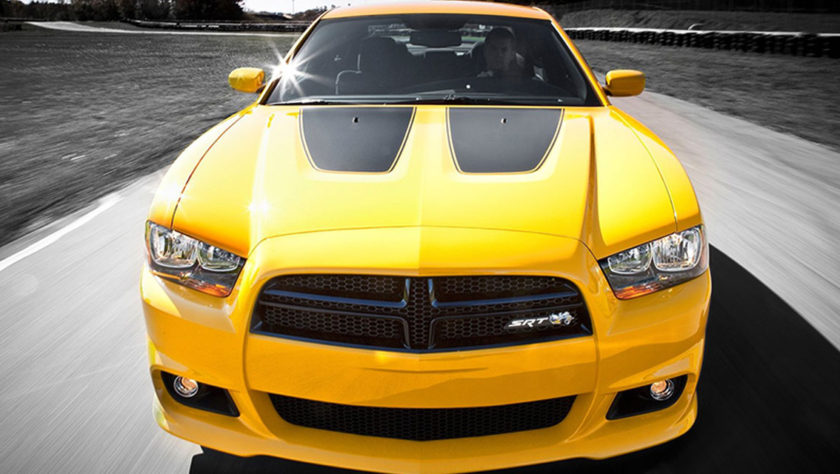 2012 Dodge Charger SRT8 Super Bee in Cedar Rapids