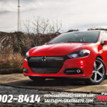 2013 Dodge Dart Front Quarter