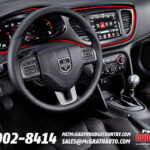 2013 Dodge Dart Interior Dash Manual