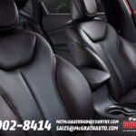 2013 Dodge Dart Interior Seats Leather