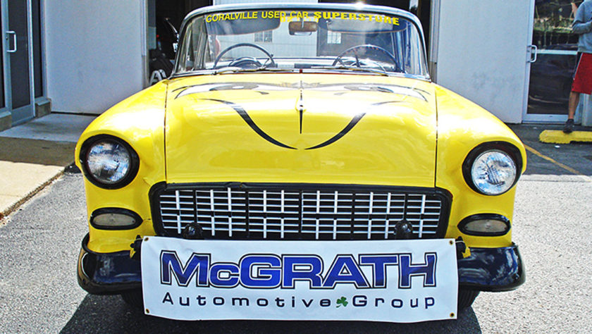 McGrath Auto Participating in Iowa Hawkeye Homecoming Parade!