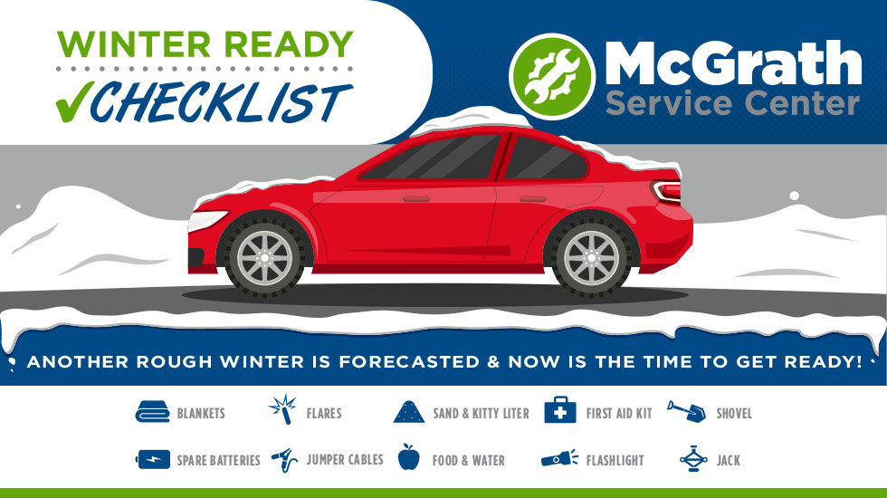 Winter driving checklist