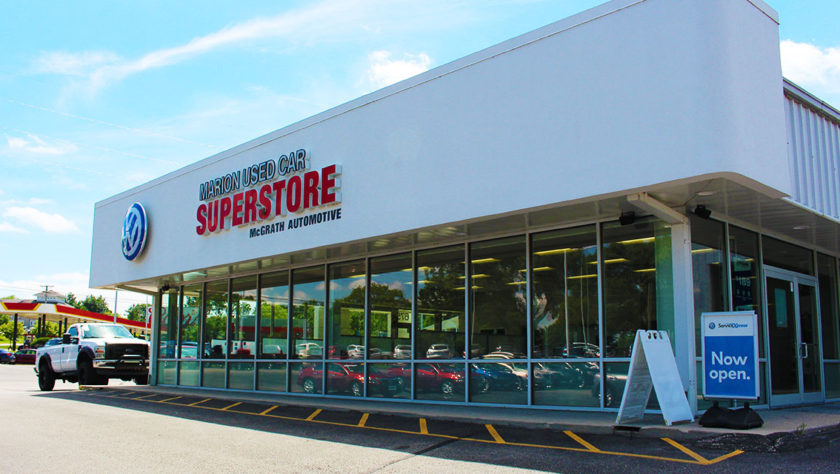 Marion Used Car Superstore