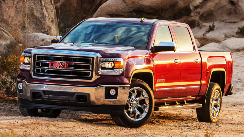 GM Announces Power Numbers for 2014 GMC Sierra