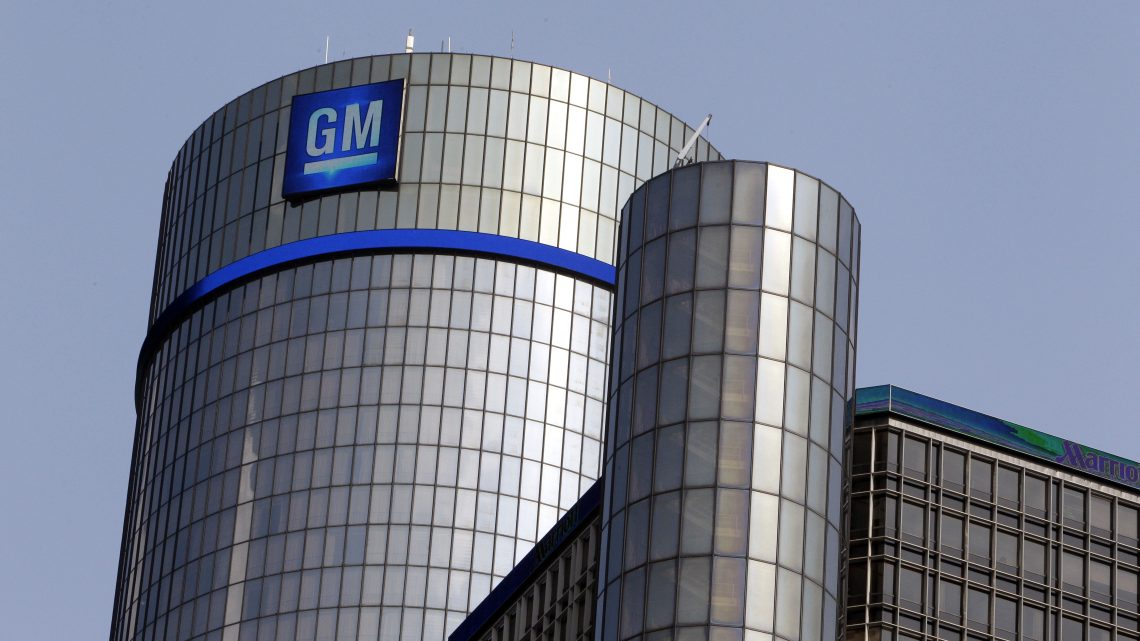 Gm Offering New Free Maintenance Program