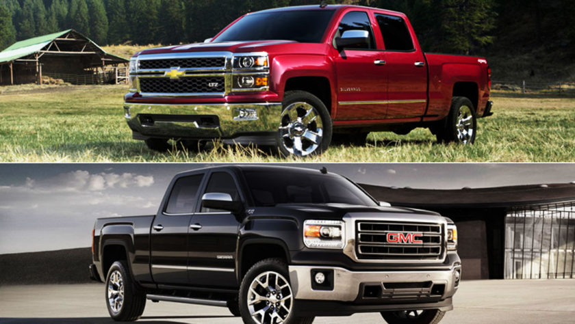 2014 GMC Sierra and Chevy Silverado are Here