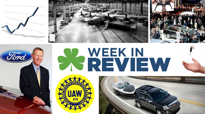 Automotive Week in Review: September 6th, 2013