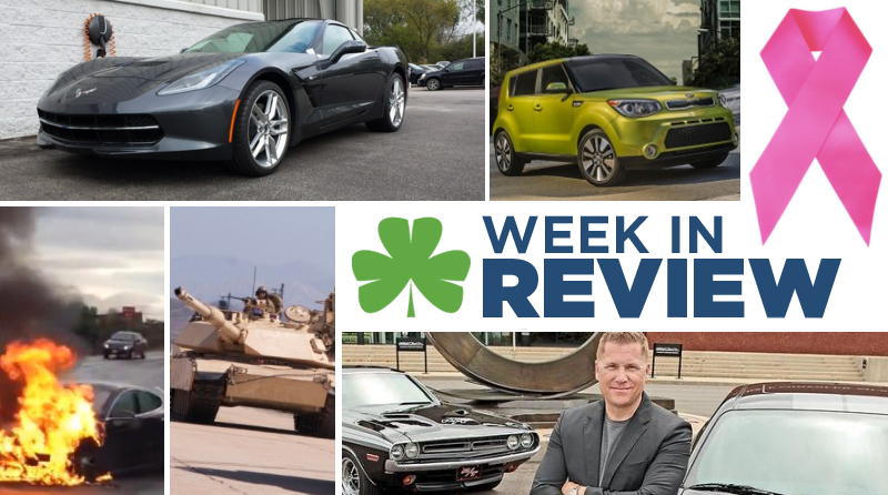 Automotive Week in Review: Oct. 4th, 2013