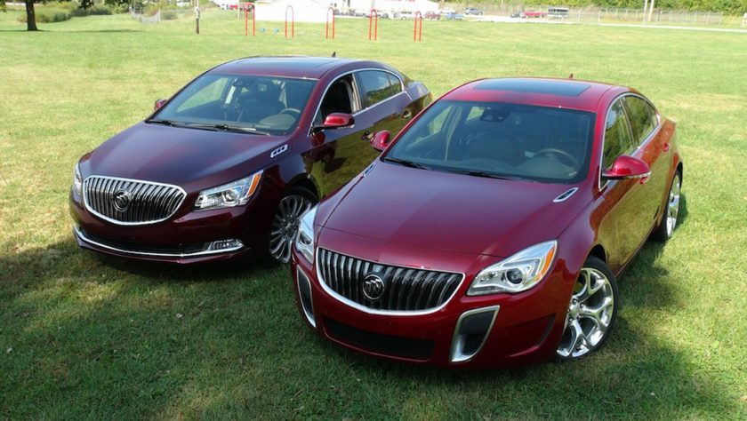 TFL Car Goes 0-60 in the Buick Regal and Buick LaCrosse