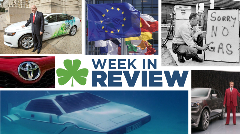 Automotive Week in Review: Oct. 18th, 2013