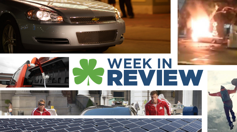 Automotive Week in Review: Nov. 1st, 2013