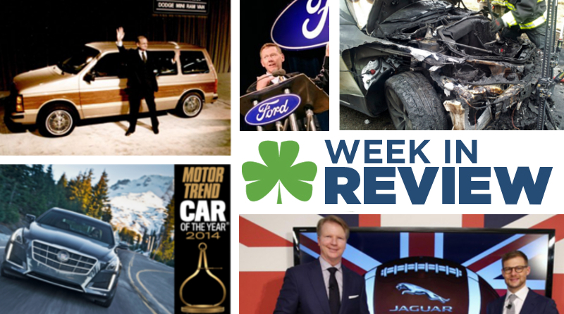 Automotive Week in Review: November 8th, 2013