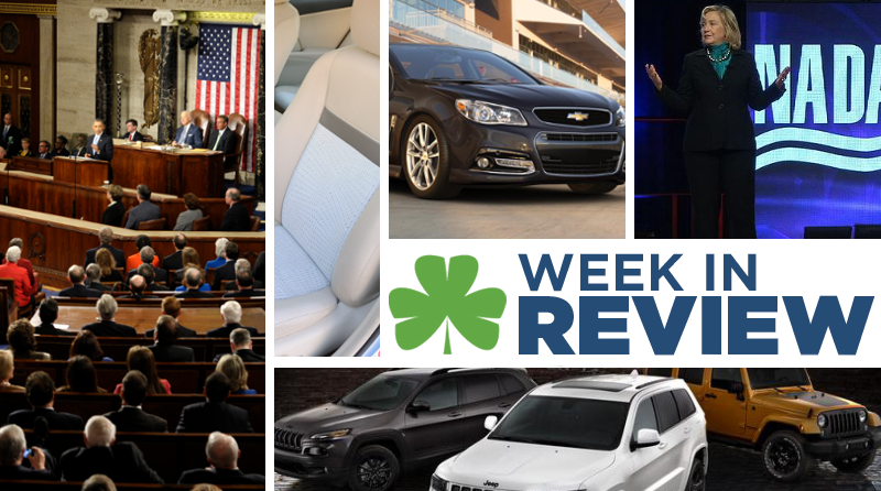 Automotive Week in Review: January 31st, 2014