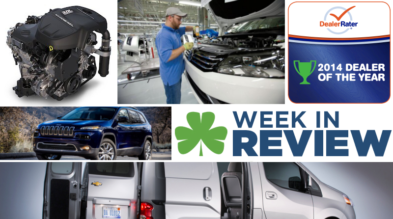 Automotive Week in Review: February 7th, 2014