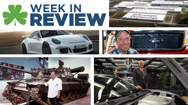 Automotive Week in Review: February 21st, 2014