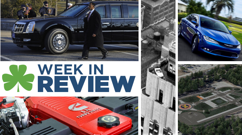 Automotive Week in Review: March 28th, 2014