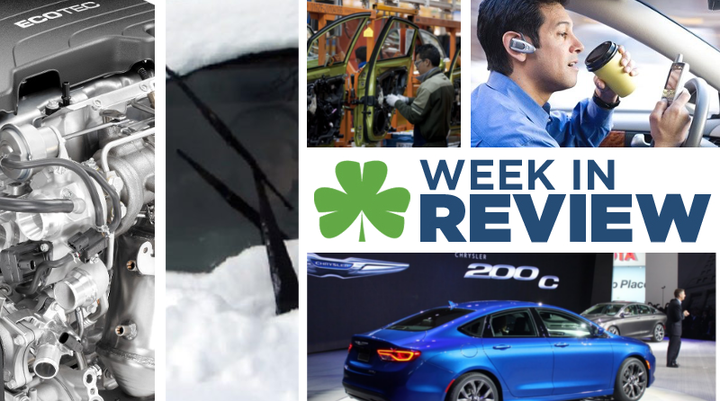 Automotive Week in Review: March 21st, 2014