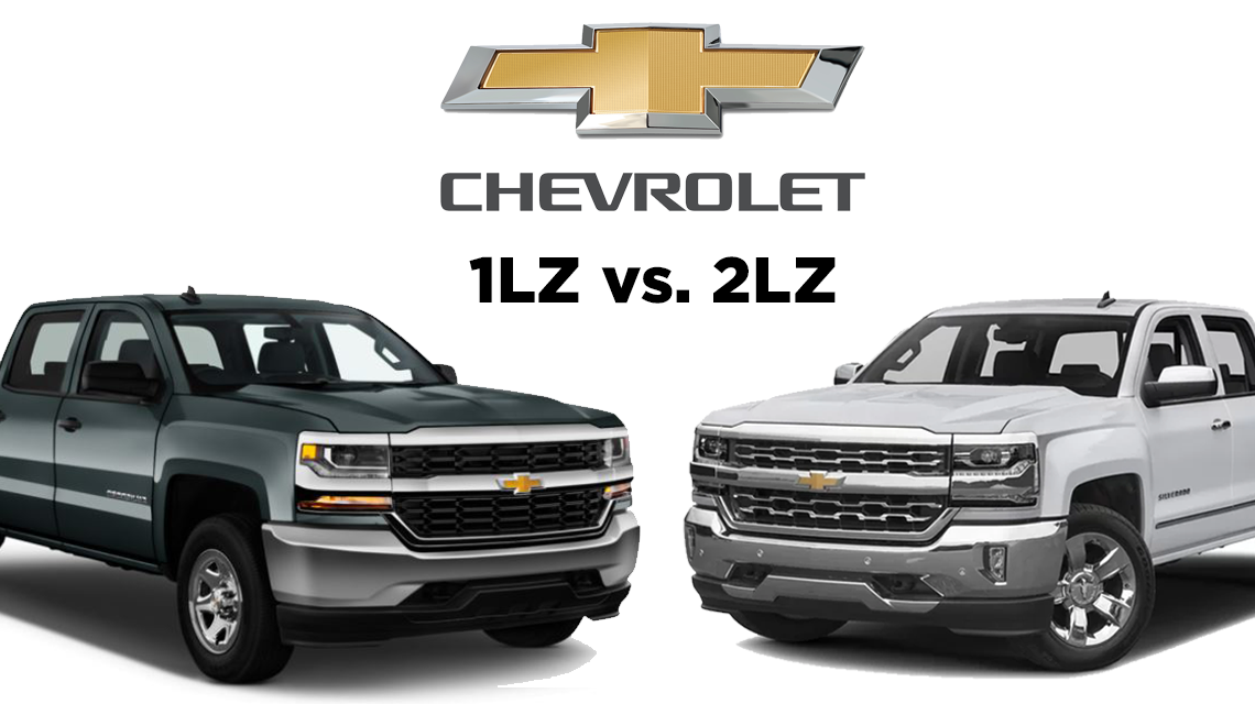 Chevy Silverado 1lz vs 2lz