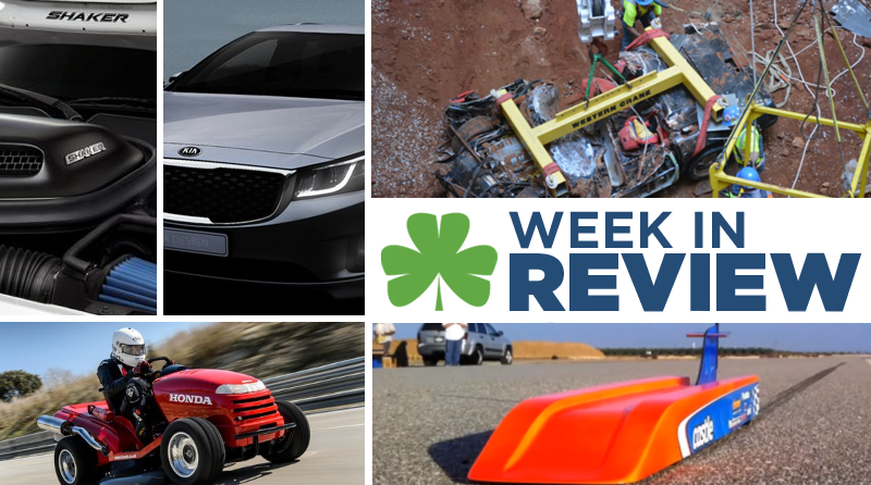 Automotive Week in Review: April 4th, 2014