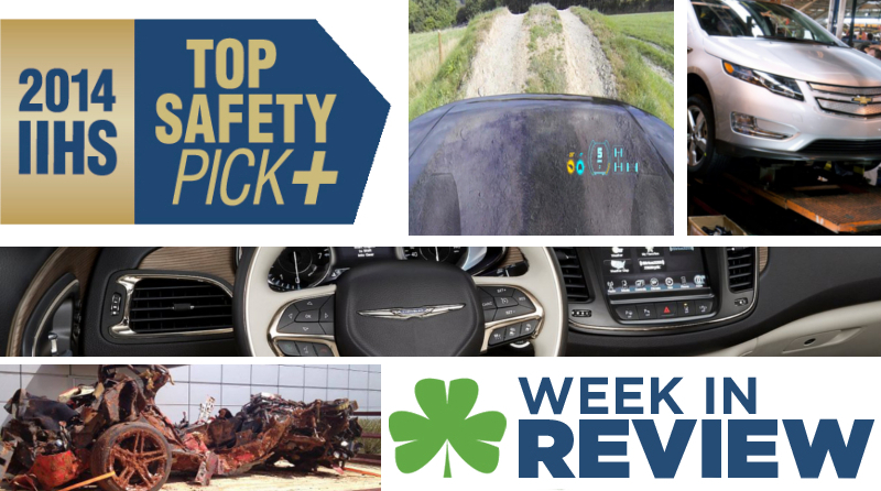 Automotive Week in Review: April 11th, 2014