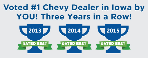 3 Time Dealer of the Year