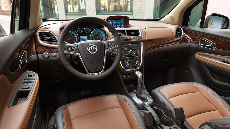 2016 Buick Encore Sport Touring: 15% More Horsepower, 20% ...