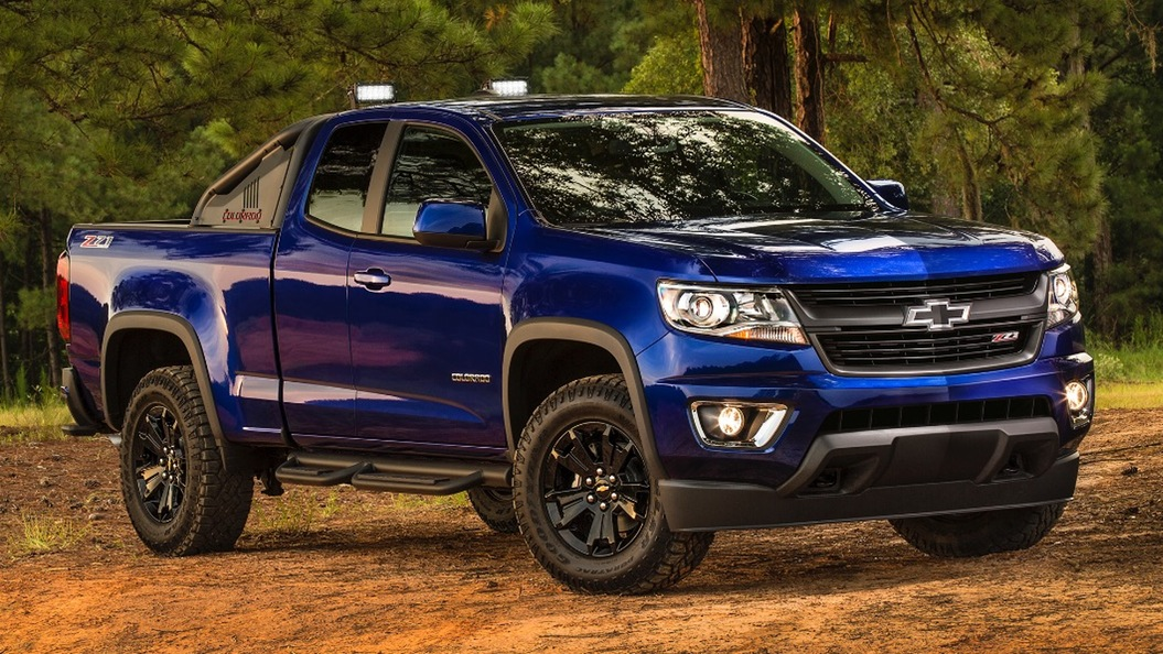 Chevrolet Colorado Z71 Trail Boss - For the Outdoor Enthusiast