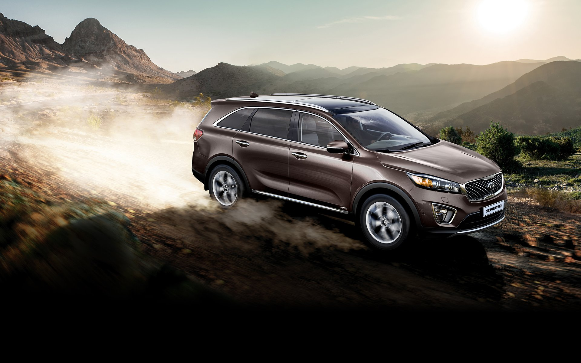 2016 North American Truck of the Year Nominee Kia Sorento