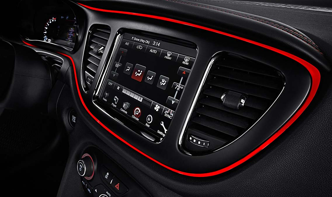 How To Use The Uconnect Infotainment System