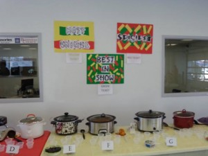 Pat McGrath Chevyland Chili Cook-Off