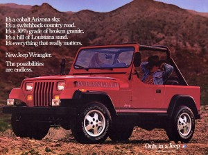 McGrath Jeep Wrangler Ad