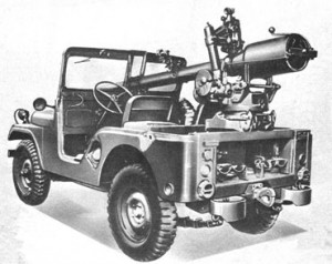 McGrath Jeep Wrangler Willys M38A1-D