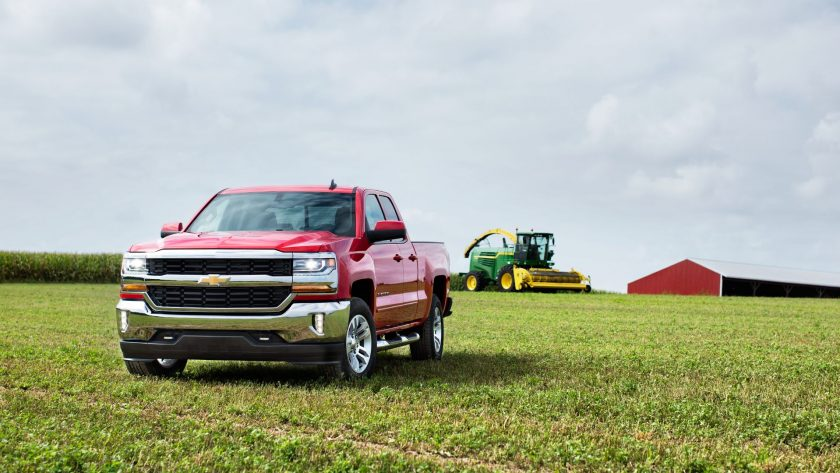 Iowa's 2015 Top Selling Vehicle is the Chevy Silverado!