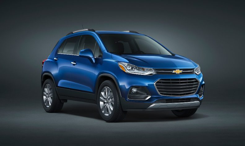 2017 Chevy Trax: Fresh Redesign, Ultimate Connectivity