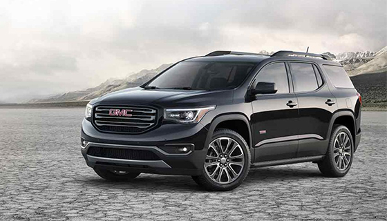 GMC Introduces the All-New & More Spacious 2017 Acadia Limited