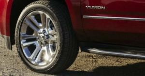 Yukon SLT Premium Edition New 22 inch Chrome Wheels