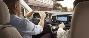 Chrysler Pacifica - GPS