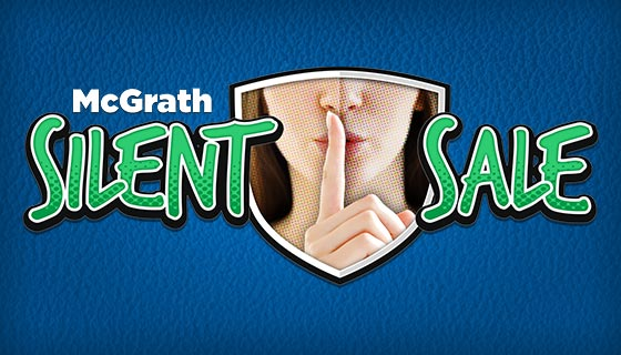McGrath Silent Sale